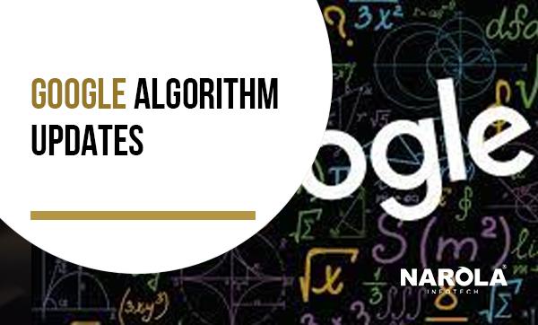 google-algorithm-updates