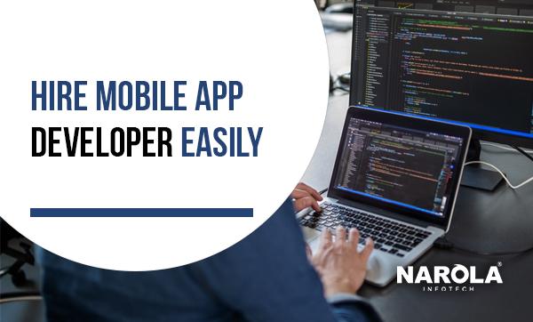 Hire Mobile App Developer Easily