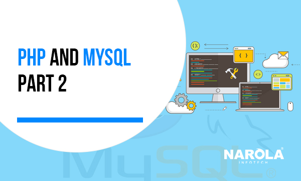 php and mysql part 2