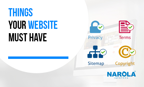 These 5 Things Your Website Must Have