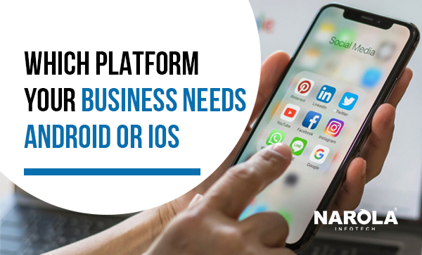 Which Platform your Business Needs: Android or iOS