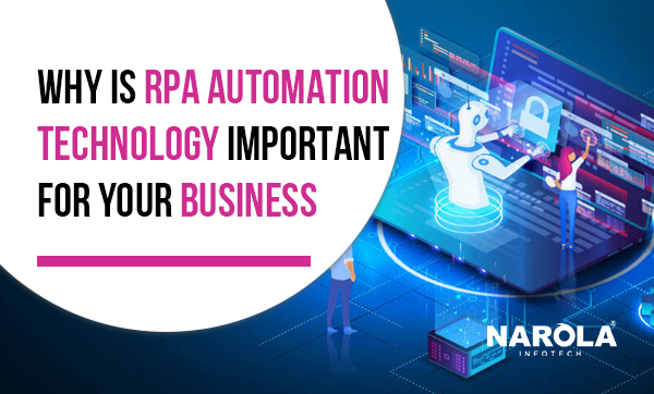 Why Is RPA Automation Technology indispensable for Your Business Transformation?
