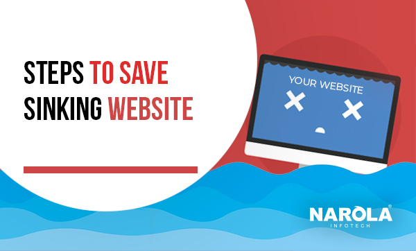 Steps-to-Save-Sinking-Website