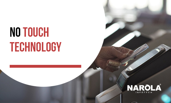 no-touch-technology