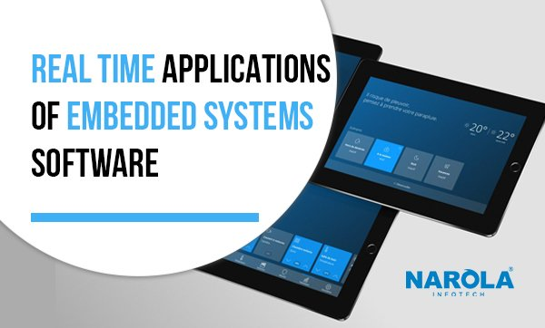 Classification of Embedded Systems with Applications